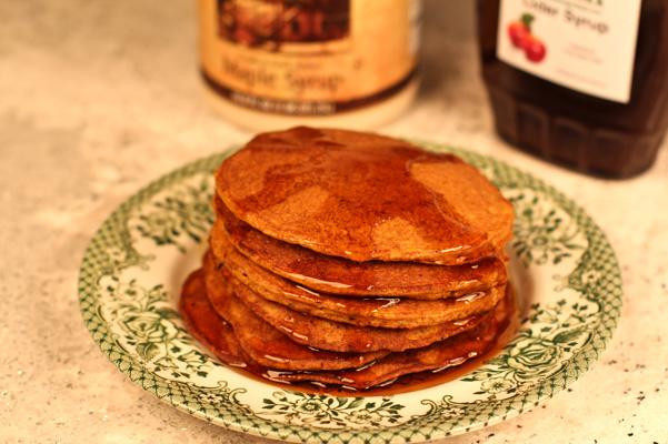 #paleopumpkin pancakes