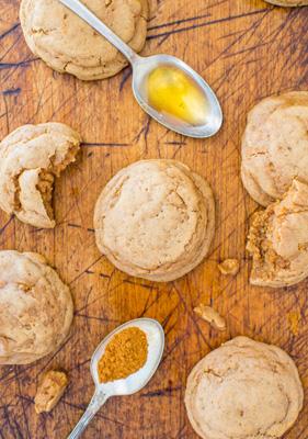 pumpkinhoneycookies-14