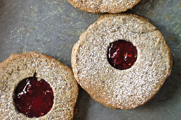191_Buckwheat Linzer Cookies