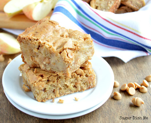 Chewy-Apple-Peanut-Butter-Bars-1