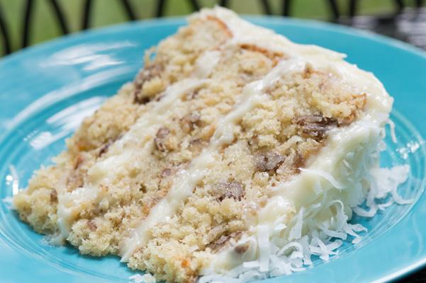 Bakers Coconut Cake Recipe