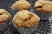 Hidden Marshmallow Pumpkin Muffins