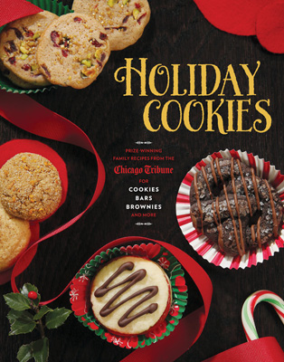 Holiday Cookies Cover