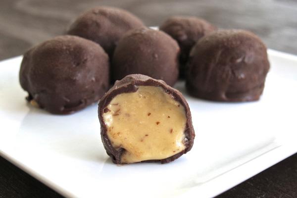 healthy+chocolate+peanut+butter+balls