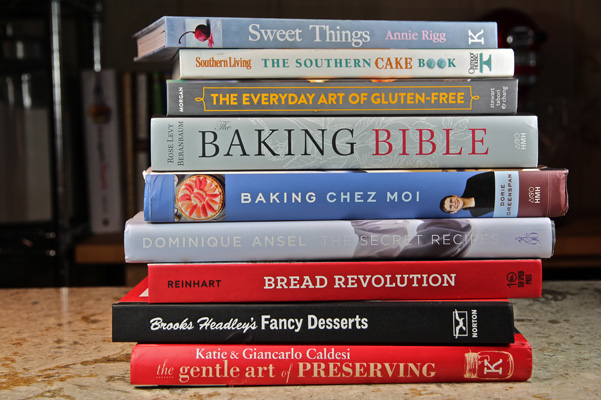 Baking Books 2014