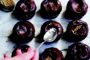 Hand Made Baking_Insanely Moist Chocolate Cupcakes