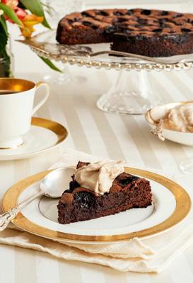 SanJ Chocolate Cake