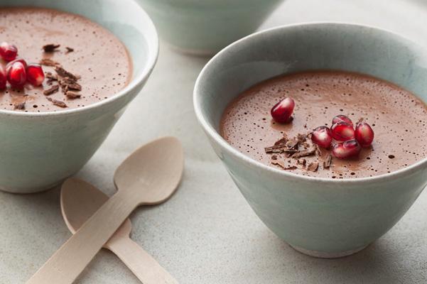 Veg- Chocolate Mousse