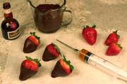 liqueur infused berries 1