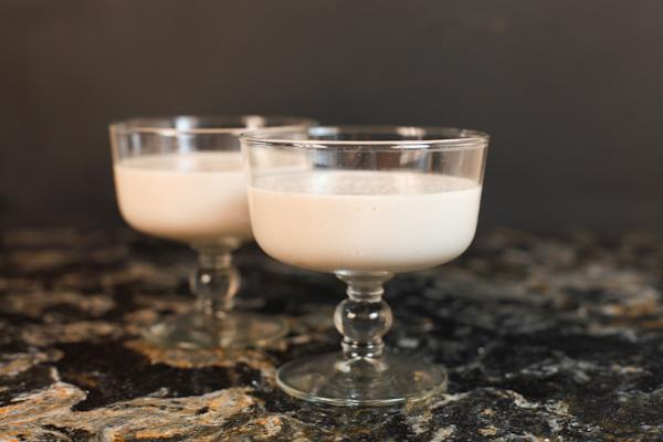 Almond Milk Pudding on Hollinsbrook