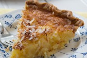 Coconut and Pineapple Pie