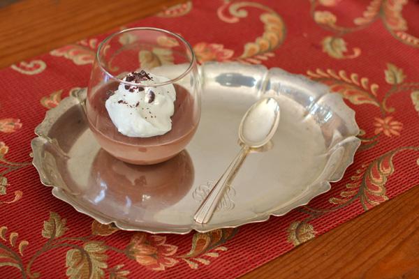 Easy Chocolate Pudding Recipe | Bakepedia