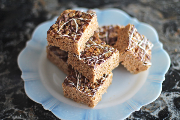 cappuccino rice treats1