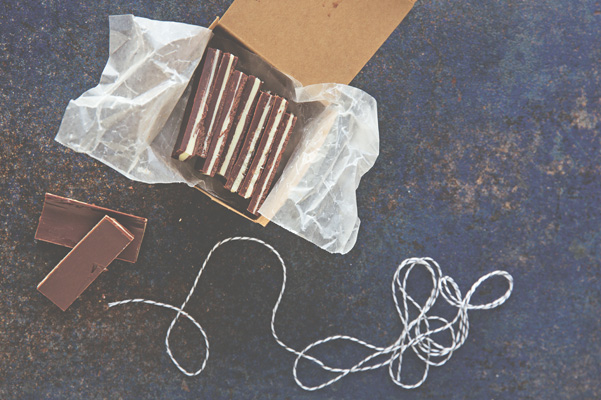DIY Andes Mints