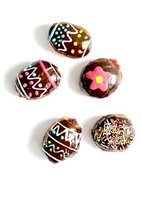 Easter Doughnuts