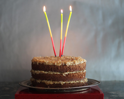 German Chocolate Cake Recipe | Bakepedia