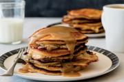 Butterscotch Pancakes_2
