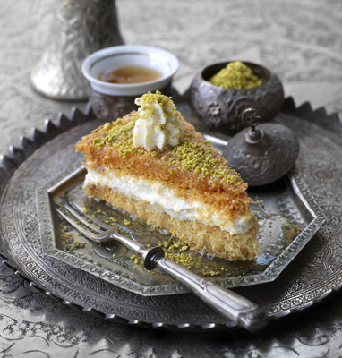 Vermicelli Cake