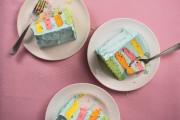Rainbow CakeSlider