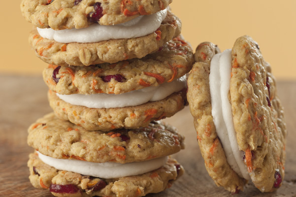 Carrot Cake Cookies Recipes | Bakepedia
