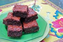 GF Almond Flour brownies