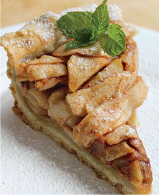 American Apple Pie Recipe | Bakepedia