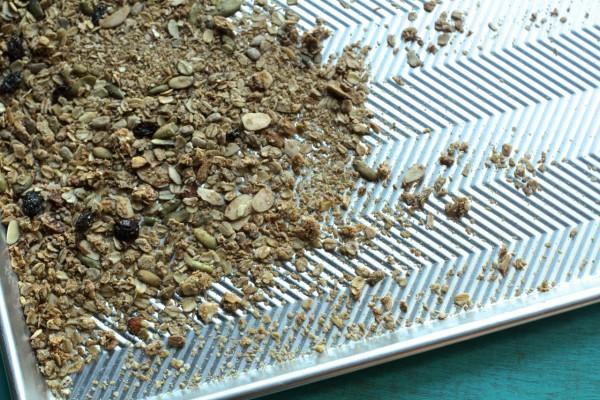 granola prism pan