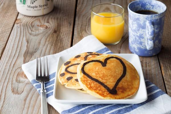 Marble Pancakes