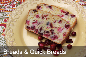 Breads & Quick Breads