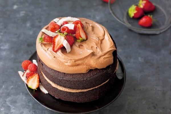 Chocolate  Cake - Version 2